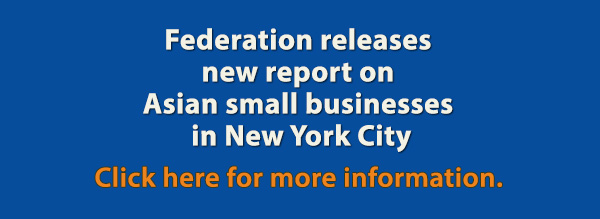 NYC'S Economic Engine: Contributions & Challenges of Asian Small Businesses Banner image